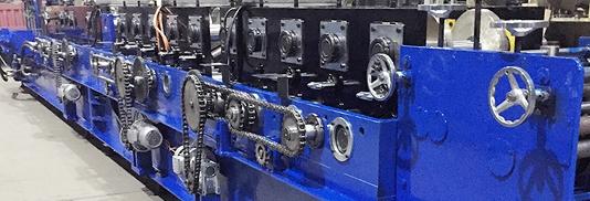 c型钢机中的普通型钢按照金属产品目录又可以分为